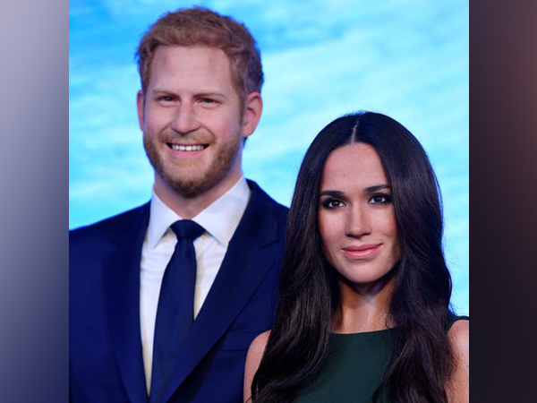 Prince Harry and Meghan, the Duchess of Sussex