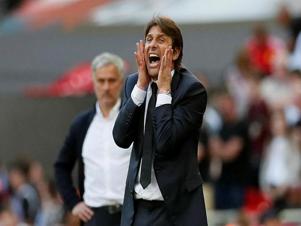 Antonio Conte, newly appointed coach for Inter Milan
