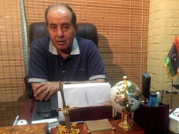Libya former Prime Minister Mahmoud Jibril