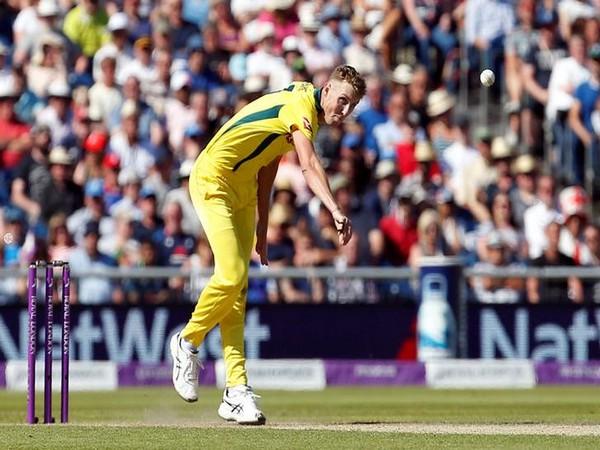 Australian bowler Billy Stanlake