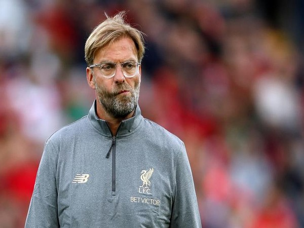 Liverpool manager Jurgen Klopp (File photo)