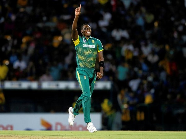 South African pacer Lungi Ngidi