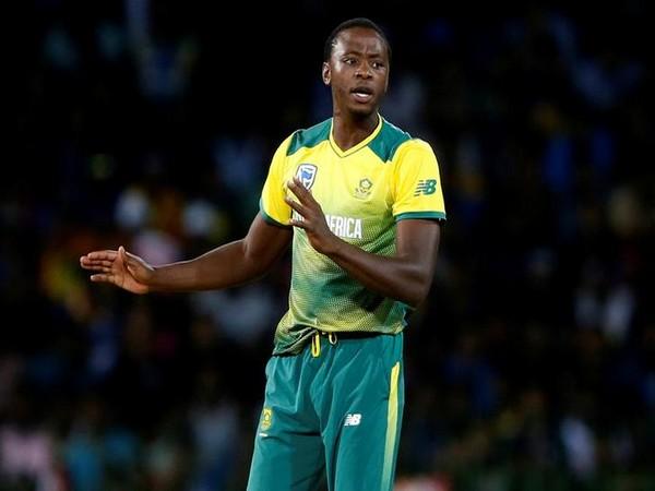 South Africa pacer Kagiso Rabada (file image)