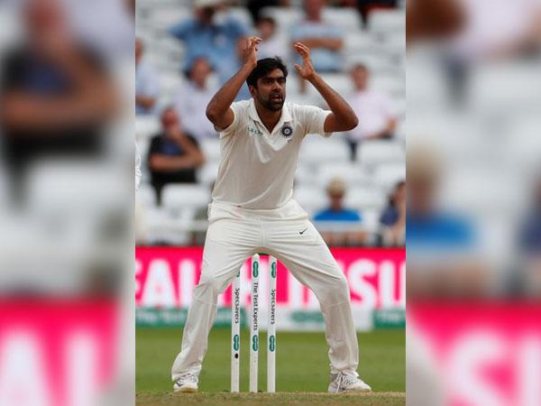 India bowler Ravichandran Ashwin