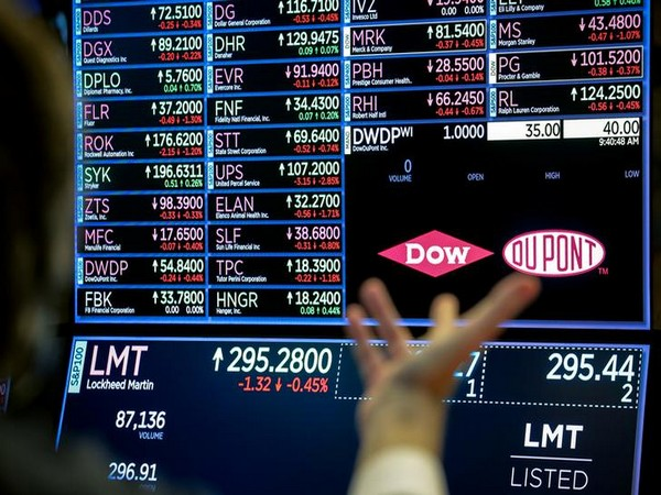 Dow Jones Industrial Average on Tuesday reached 30,000 for the first time.