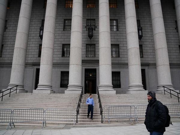 The Thurgood Marshall courthouse in New York