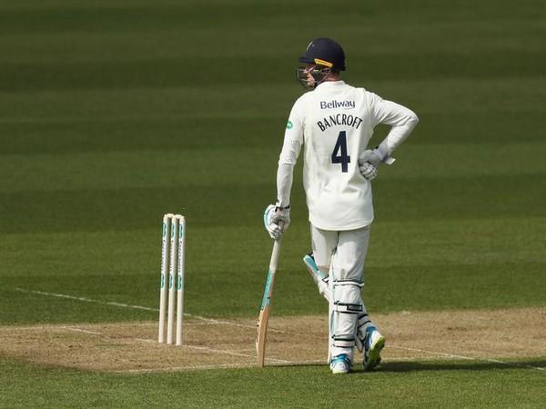 Australia wicket-keeper batsman Cameron Bancroft