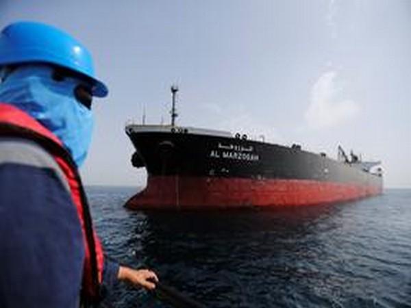 A tanker off the Port of Fujairah, United Arab Emirates (Photo: Reuters)