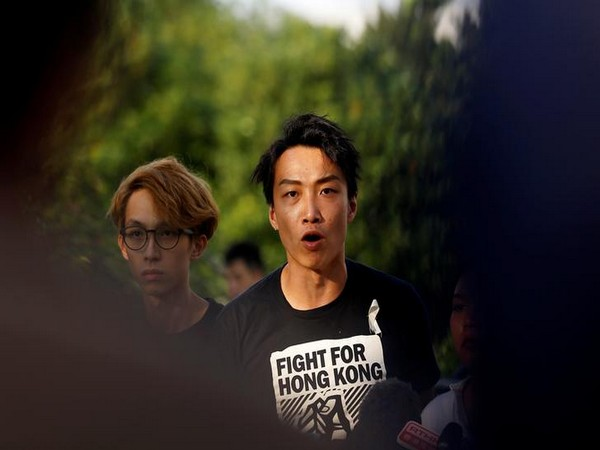 Hong Kong pro-democracy leader Jimmy Sham (File photo)