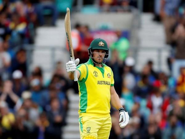 Australia captain Aaron Finch