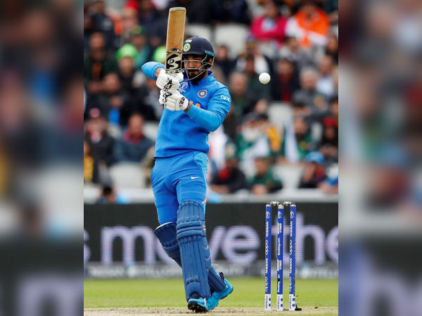 Indian opening batsman KL Rahul