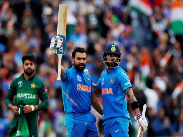 India and Pakistan last clashed in the 2019 World Cup
