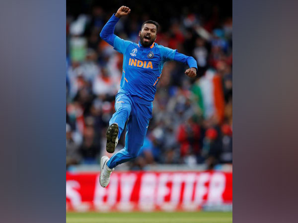 Indian all-rounder Hardik Pandya