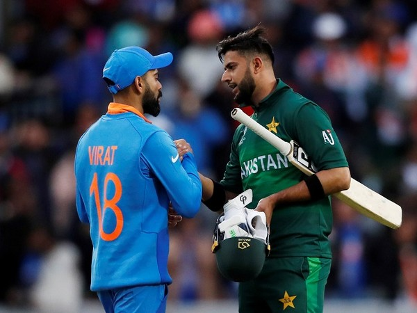India and Pakistan have been placed in Group 2 of T20 World Cup