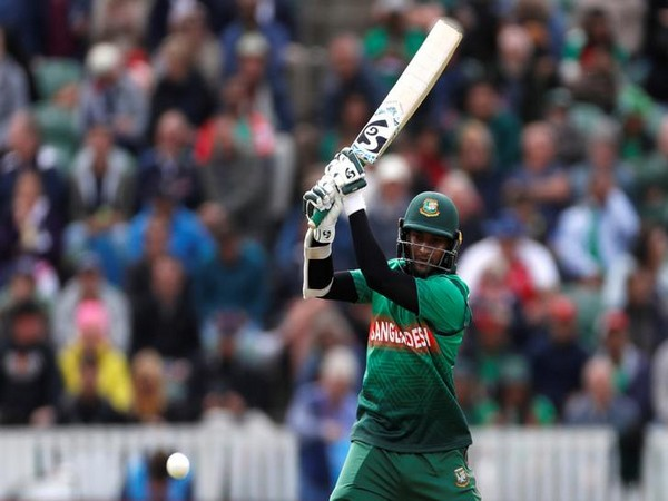 Bangladesh all-rounder Shakib Al Hasan