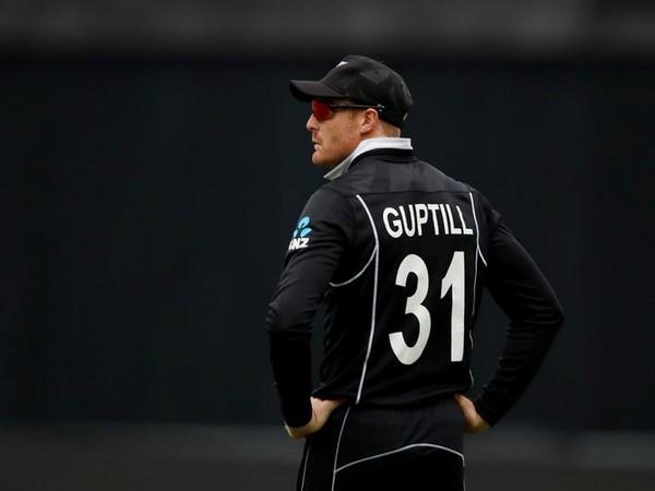 New Zealand batsman Martin Guptill
