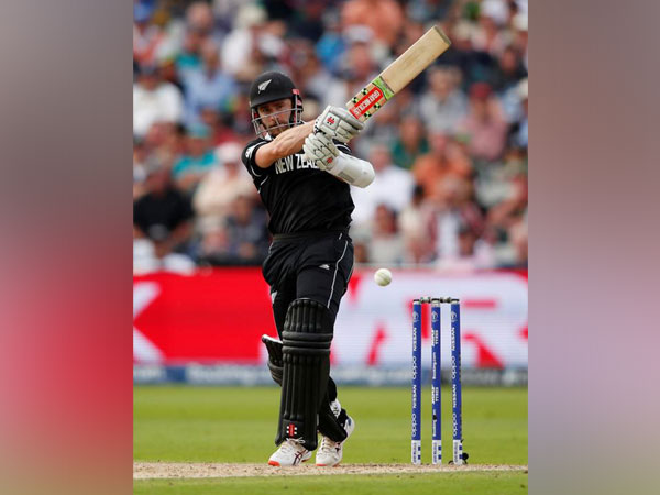 Kane Williamson in action against South Africa