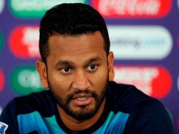 Sri Lanka Test skipper Dimuth Karunaratne (file image)
