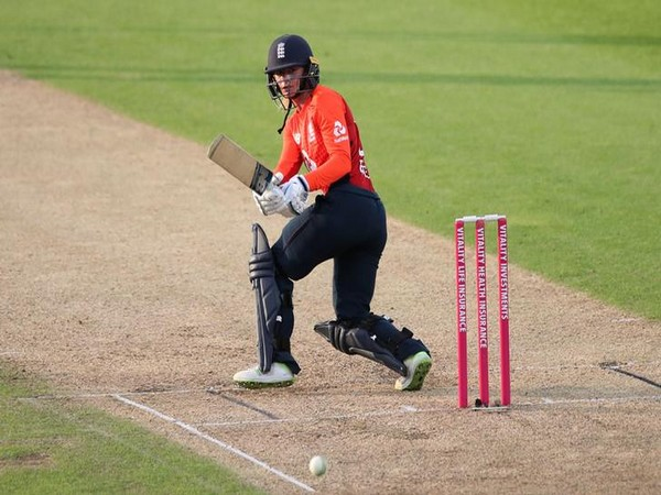 England batter Danielle Wyatt