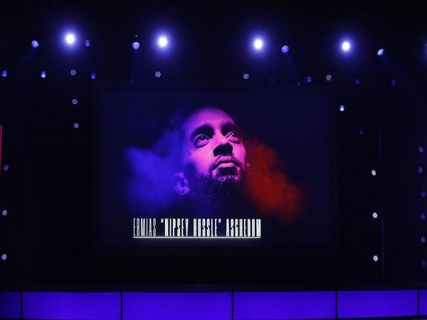 Late rapper Nipsey Hussle