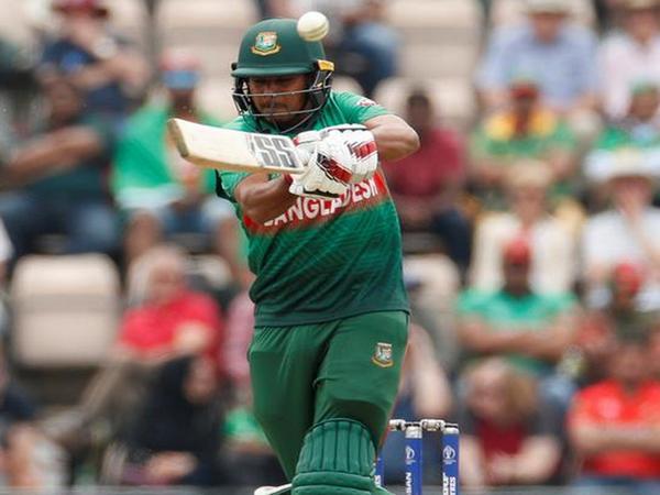 Bangladesh all-rounder Mosaddek Hossain