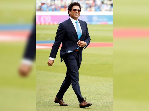 Former cricketer Sachin Tendulkar