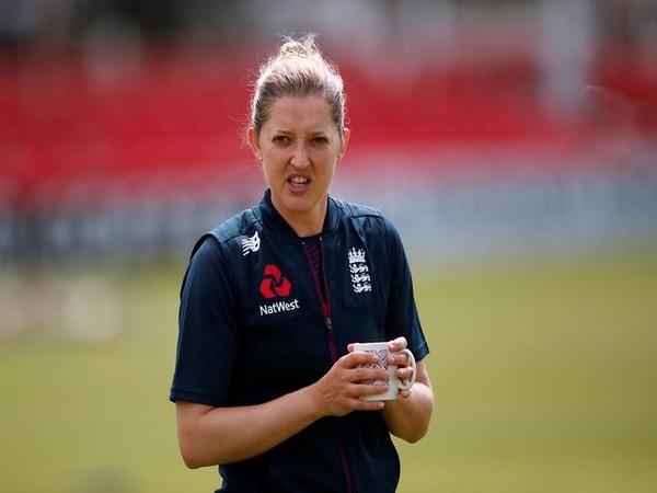 England wicket-keeper batter Sarah Taylor