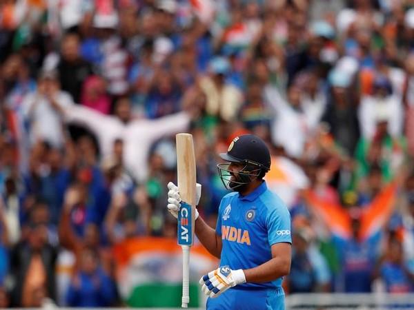 India opening batsman Rohit Sharma