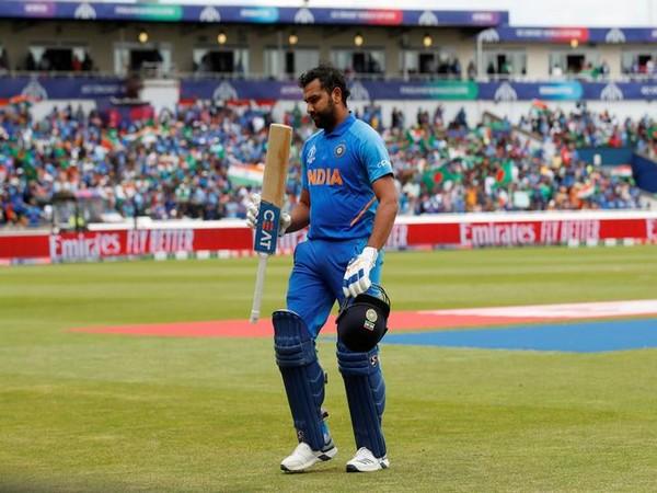 India batsman Rohit Sharma