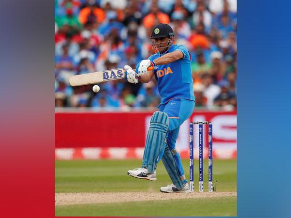 India batsman MS Dhoni