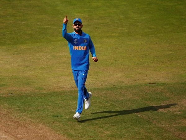 India skipper Virat Kohli. (File photo)