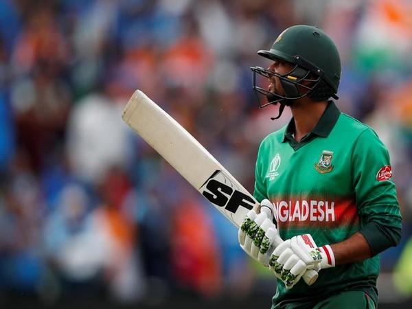 Bangladesh skipper Mashrafe Mortaza