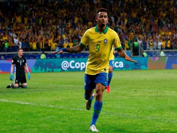 Brazil's Gabriel Jesus