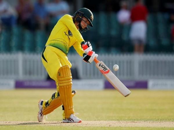 Australia batter Rachael Haynes