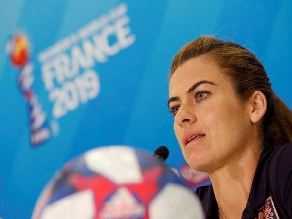 England midfielder Karen Carney