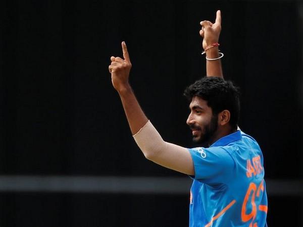 India fast bowler Jasprit Bumrah