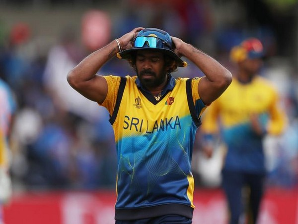 Sri Lanka captain Lasith Malinga