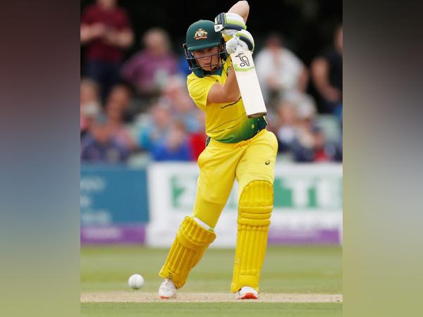 Australia batswoman Alyssa Healy