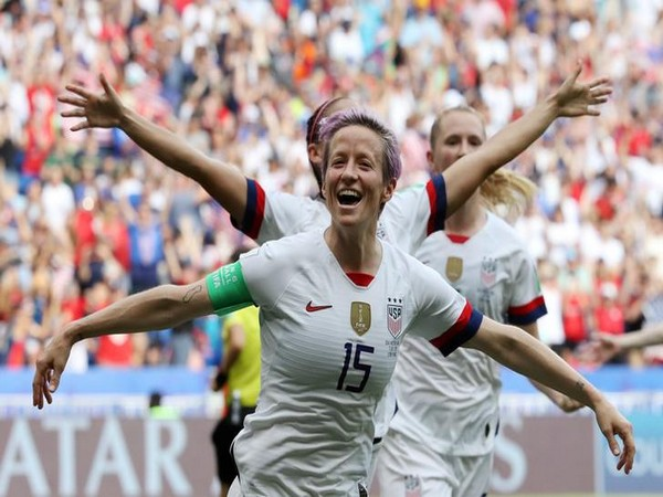 United States defeated Netherlands by 2-0 in the FIFA Women's World Cup final here son Sunday.