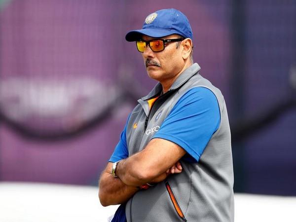 India coach Ravi Shastri