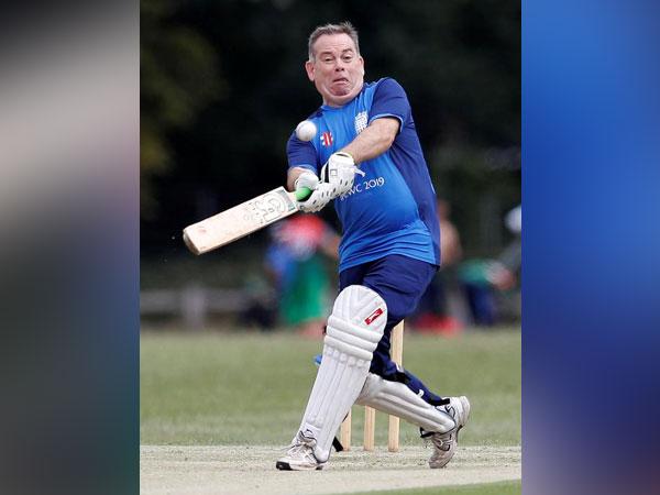 UK Sports Minister Nigel Adams