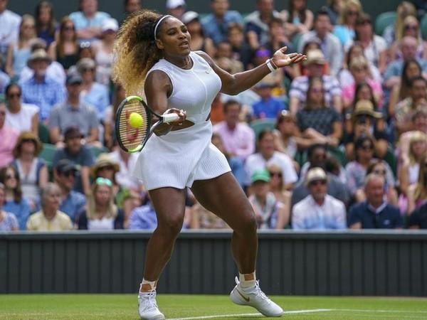 Tennis star Serena Williams