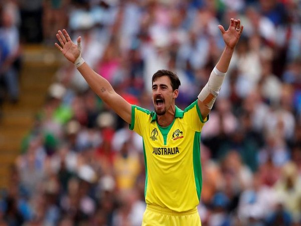 Australian pacer Mitchell Starc. (file image)