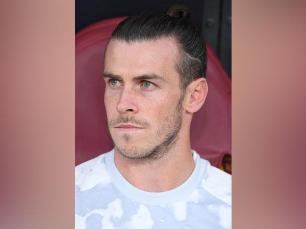 Real Madrid player Gareth Bale