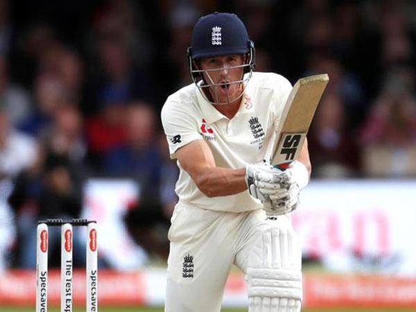 England's Joe Denly