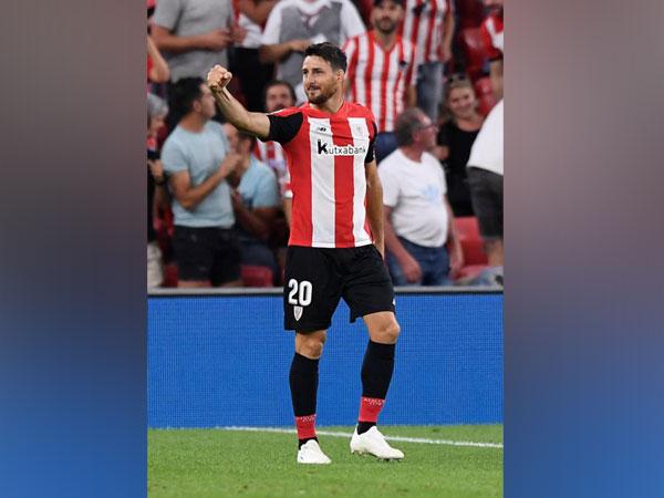 Athletic Bilbao forward Aritz Aduriz