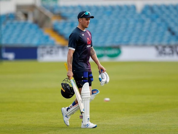 England opening batsman Jason Roy