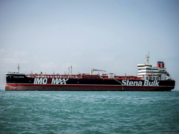 Stena Impero, a British-flagged vessel owned by Stena Bulk. (File photo)