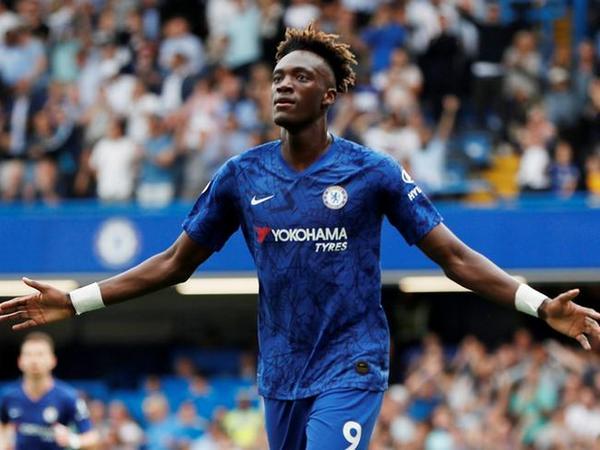 Chelsea striker Tammy Abraham