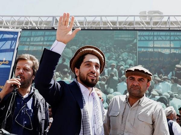 Ahmad Massoud, the son of famous Afghan commander Ahmad Shah Massoud (Photo Credit: Reuters)